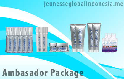jeunesse global indonesia - ambasador