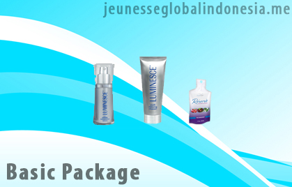 jeunesse global indonesia - basic package