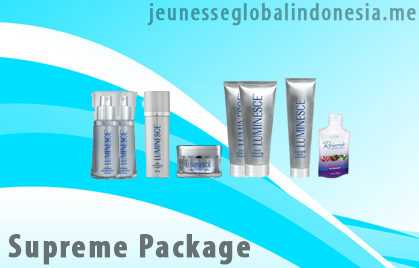 jeunesse global indonesia - supreme